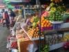 Frische (und sehr leckere) Früchte vom Markt