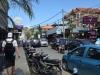 Das Touristenviertel am Kuta Beach