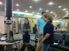 Üben am Flughafen