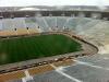 Blick von der Pressebox auf das Football-Stadion der Notre Dame University
