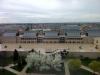 Blick über die Uni und den Westen von Indiana