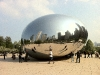 Silver Bean im Millennium Park