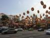 Die Hauptstraße durch Chinatown in Singapur (1/2)