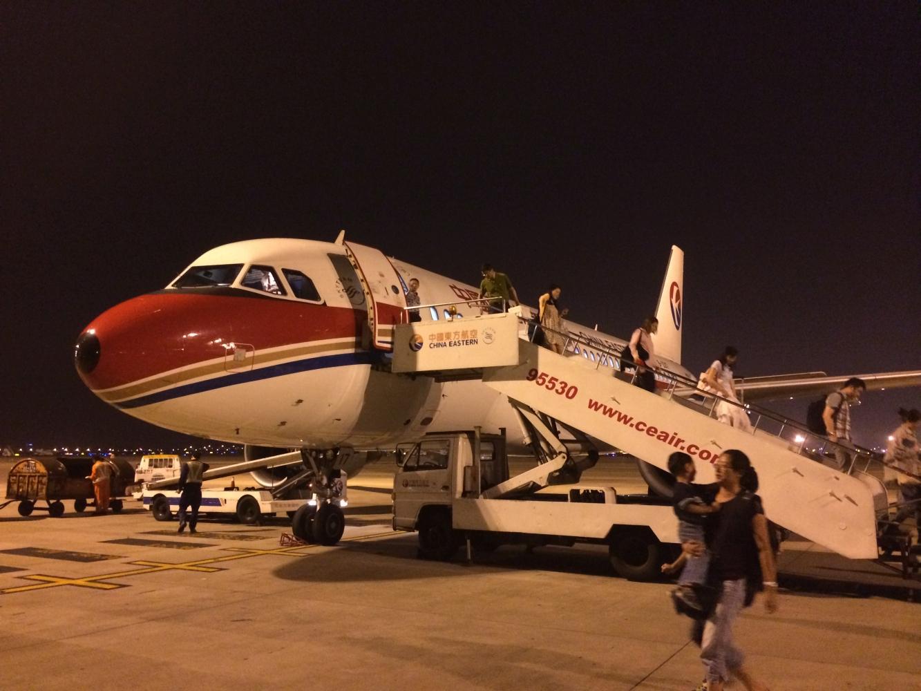 Veraltete Flugzeuge und miserabler Service