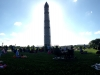 Washington Monument und National Mall im Weitwinkel