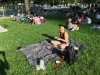 Picknick auf der National Mall