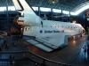 Die berühmte Raumfähre