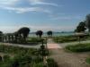 Nach einem ordentliche Fußmarsch kommt man auch zum East Coast Park, mit Blick Richtung Indonesien