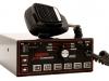 Sirene mit sechs verschiedenen Geräuschoptionen. Das Funkhandteil kann als Knopf für die Sirene verwendet werden.
