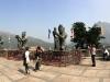 Weitere Statuen rund um den Buddha