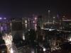 Blick auf die Stadt von der Rooftop Bar