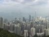 Blick auf die Stadt vom Victoria Peak