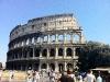 Das Kolosseum von außen