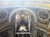 Der Petersdom aus der Kuppel betrachtet