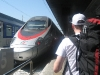 Ankunft in Venedig