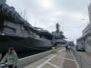 Flugzeugträger USS Midway in San Diego