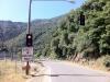 Auf der Fahrt in den Yosemite National Park: Die Wartezeit betrug wirklich knapp 15 Minuten (Jahre)