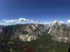 Blick vom Gipfel (ca. 1.000 Höhenmeter) (2/2)