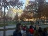 Der Park ist riesig...