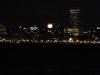 Mondaufgang über Manhattan