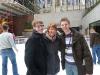 Joachim, Laura und ich