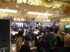 """Das Bellagio Casino. Hier lief gerade ein \""""World Series\"""" Poker-Spiel"""