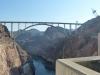 Der Hoover Dam Bypass. Früher mussten alle Autos direkt über den Damm fahren