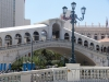 Nachahmung der Rialto Brücke