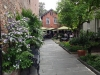 Café Amelie: Ein romantischer Fleck für ein Brunch