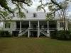 St. Joseph Plantation: Blick auf das von Sklaven erbaute Haupthaus