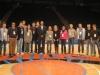 Gruppenbild mit Fulbrightern