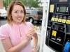 Punkt 15 - Benzinpumpen sind hochmodern. Zahlen mit Kreditkarte und Auswahl des Kraftstoffs per Knopfdruck (87, 88, 89, 92 oder 93 Oktan)