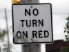 Punkt 25 - Automatisches Grünpfeilschild an jeder Kreuzung, außer wenn dieses Schild zu sehen ist