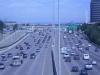 Punkt 3 - Sechsspurige Autobahn in Kalifornien