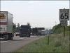 Punkt 3 - Eine von vielen Autobahnen mit Tempolimit 65mph (105kmh)