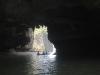 Und rein die Höhle