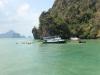 Anker über Bord und ab in die Kayaks!