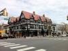 Die Innenstadt von Princeton