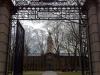 Das Tor zum Haupteingang der Princeton University