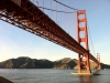 Golden Gate Bridge (Foto vom Wasser)