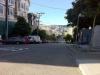 Lange, sehr huegelige Strassen