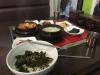 Koreanisches Essen #1: Ähnlich wie spanische Tapas: Viele kleine Gerichte