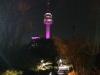 Der Fernsehturm auf der Spitze des Namsam-Berges