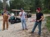 Rick, Isaac und Seth tauschen sich über die neusten Trends aus