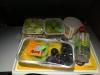 Mein Abendessen an Bord: Früchte...