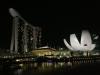 Marina Bay Sands und das ArtScience Museum