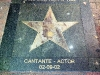 """Walk of Fame\"" in Little Havana"