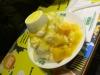 Und noch berühmter Nachtisch: Mango-Eiscreme (Manguode Bingqilin)
