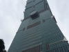 Taipei 101 aus der Nähe: Über 100 Stockwerke