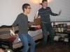 """Ömercans Freund Efe und ich beim spielen. \""""Michael Jackson Experience\"""" für Wii"""